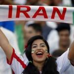 イラン:女性の禁止は、試合を観戦します