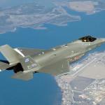 米国のF-35 'ジェット