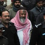 ラシュカル-E-Jhangviリーダーマリクイスハークとその息子たち週間前、反テロ部門で逮捕された