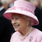 英国のエリザベス女王