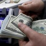 月曜日のアジア通貨市場では、ドルは圧力の下に残りました