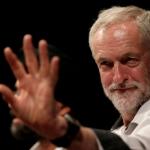 英国の野党労働党の指導者ジェレミー・コービン