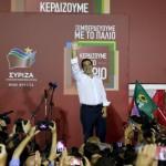 ギリシャの選挙生きる:アレクシス・ツィプラスは勝利を祝います