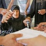 エジプト議会選挙の第一段階