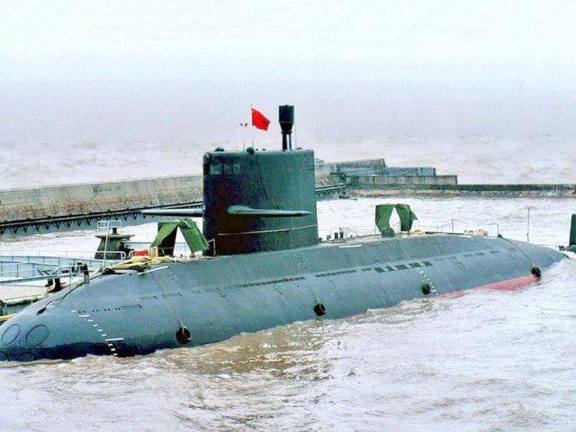 パキスタンは、技術移転と8潜水艦の構築を支援する中国