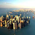 400米国の都市は、海面上昇によって一掃する:米国は、特許請求の範囲を研究