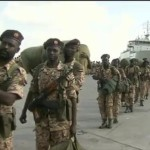サウジアラビア提携により、スーダン軍はアデンに到着