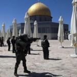 イスラエル:アクサのモスクは、国際平和維持軍を配備するための提案を拒否