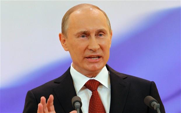 ロシアのプーチン大統領