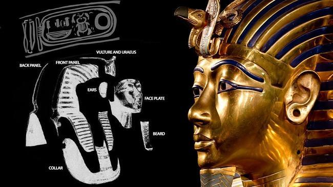 ファラオツタンカーメンと伝説的なエジプトの女王の評判