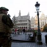 ブリュッセル新年におけるテロの脅威を考慮してお祝いをキャンセル