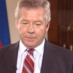ロシアの外務次官ゲンナジーGatilov