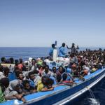 2015年には、千万の移民は、海を交配することによってヨーロッパに来ました