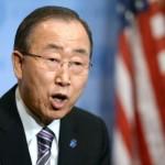 国連事務総長潘基文