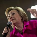 元米国務長官のヒラリー・クリントン