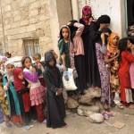 イエメンの人口の半分以上が食糧危機に直面しています