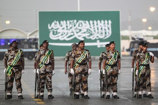 サウジアラビアは、20カ国の合同軍事演習を開催します