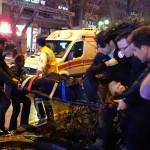 アンカラの爆風37人が死亡し、数人が負傷しました