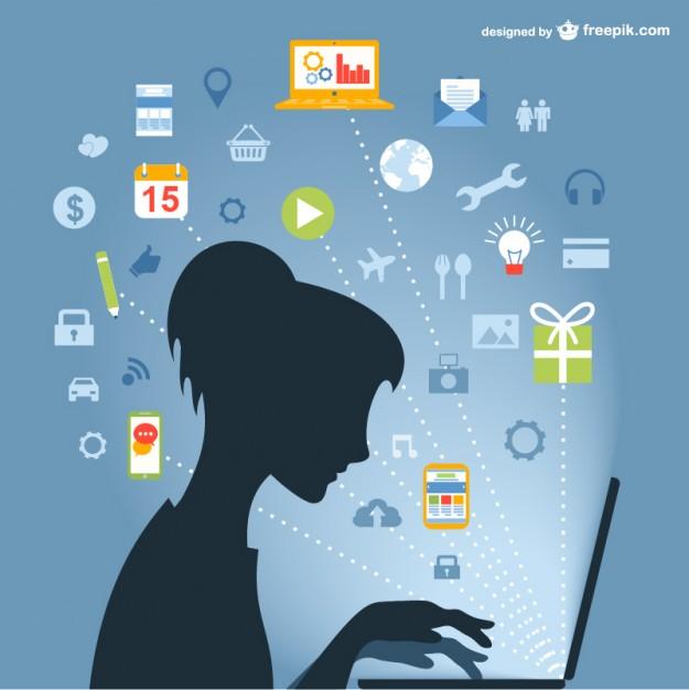 世界のインターネット利用者数は、3つの2000万人万人を超え