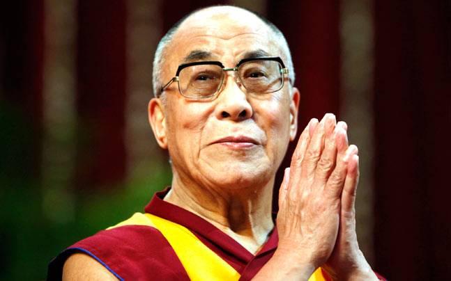 チベットの指導者ダライ・ラマ