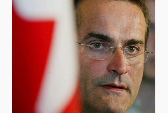元カナダの閣僚ジャン・ラピエール