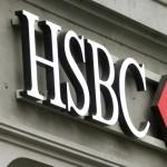 HSBCは648を食べた人の中で34パーセントによっておよそ$85百万千万の銀行口座保有者を保有していました