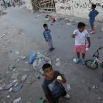 エルサレムに住むパレスチナ人の80%が貧困以下の生活を送っています
