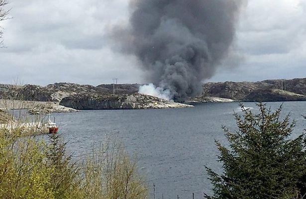 ノルウェーのヘリコプターがクラッシュし、11人の乗客を殺害