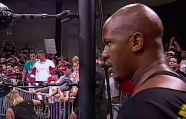 ECWのレスリング新しいジャック