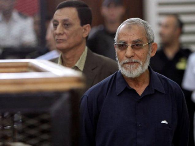 ムスリム同胞団の指導者ムハンマド・バディーウ