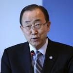 国連のチーフ潘基文(パン・ギムン)
