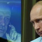 電話コンタクトとの間のロシアのプーチン大統領とトルコの大統領レジェップ・タイップ・エルドアン
