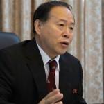 ハン・ソングRyol、北朝鮮の外務省での米国の事務の部門の局長