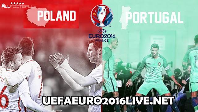 準々決勝ステージの始まりは今日であろう、最初の試合は、ポーランドとポルトガルの間で再生されます