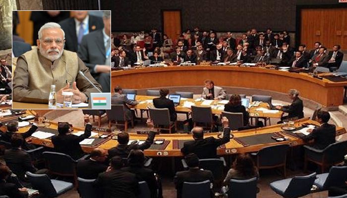 インドは安全保障理事会での永久席を得ることができませんでした