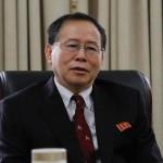 ハン・ソングRyol、北朝鮮ので米国の総務部門の局長