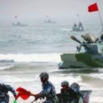 中国は南シナ海でロシアとの合同軍事演習を実施します