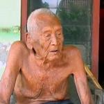 インドネシアの145歳のMbah Gotho