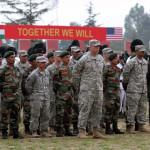 軍事物流は、インドと米国との間の合意の交換を覚書