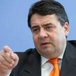 ドイツの副学長ジグマール・ガブリエル
