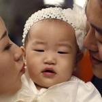 あなたがより多くの子供を生産、韓国政府は国民に訴え