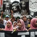 マレーシアの学生が汚職に抗議します