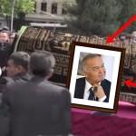 ウズベキスタン大統領カリモフの葬儀は本日開催されます