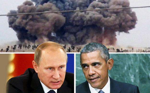 米国とロシアはシリア、ロシア大統領のうちに1つのページにすぐになります