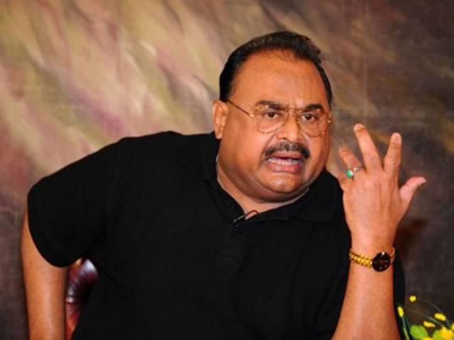 MQMの創設者Altaf Hussain氏