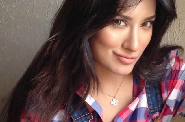 パキスタンの女優やモデルMehwishハヤト