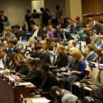 38カ国が反対した国連総会での決議に投票は、123の国は、賛成票を投じ