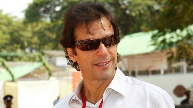 PTI会長イムラン・カーン