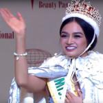 ミス・フィリピンの美の女王カイリーVerzosa