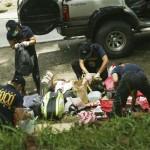 フィリピン市長に麻薬密売に関与警察は彼の9ボディーガードと一緒に殺されました
